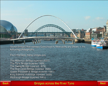 Give a comprehensive introduction to the structure of bridges